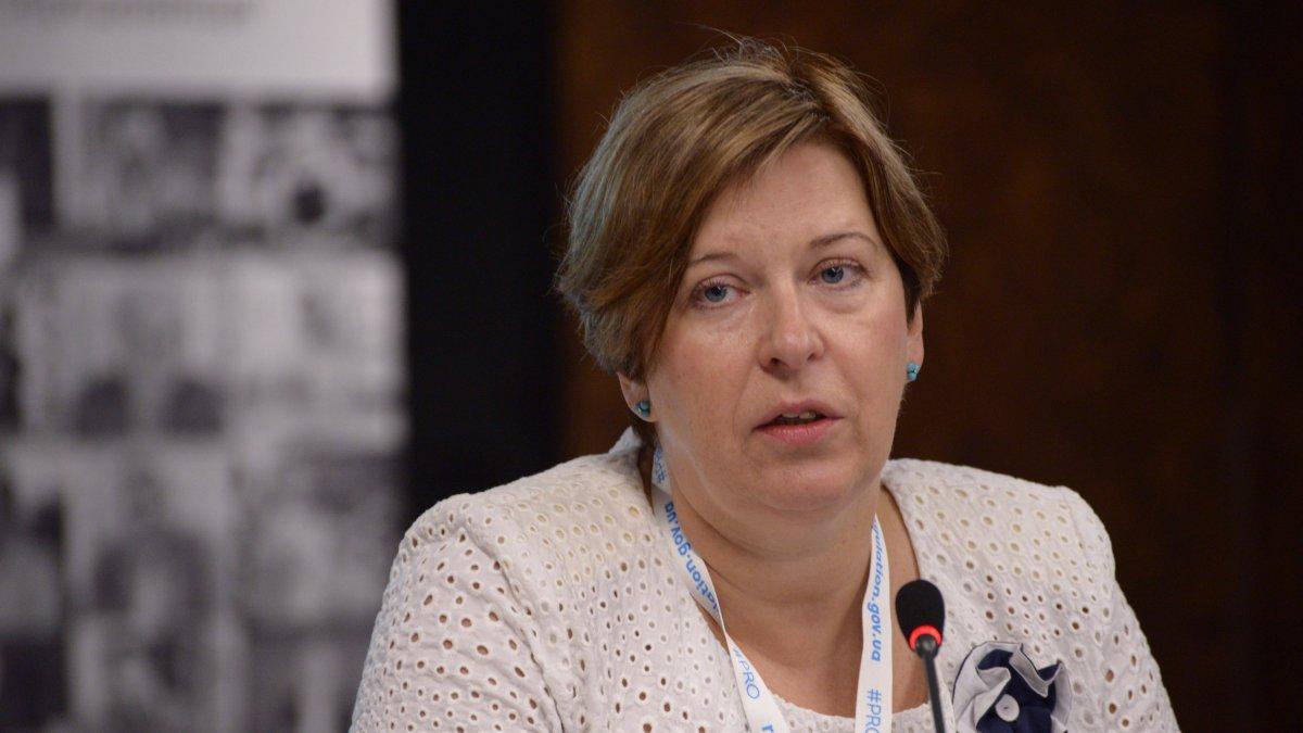 Ляпіна запевнила, що й після звільнення продовжить захищати інтереси бізнесу / фото 24tv.ua