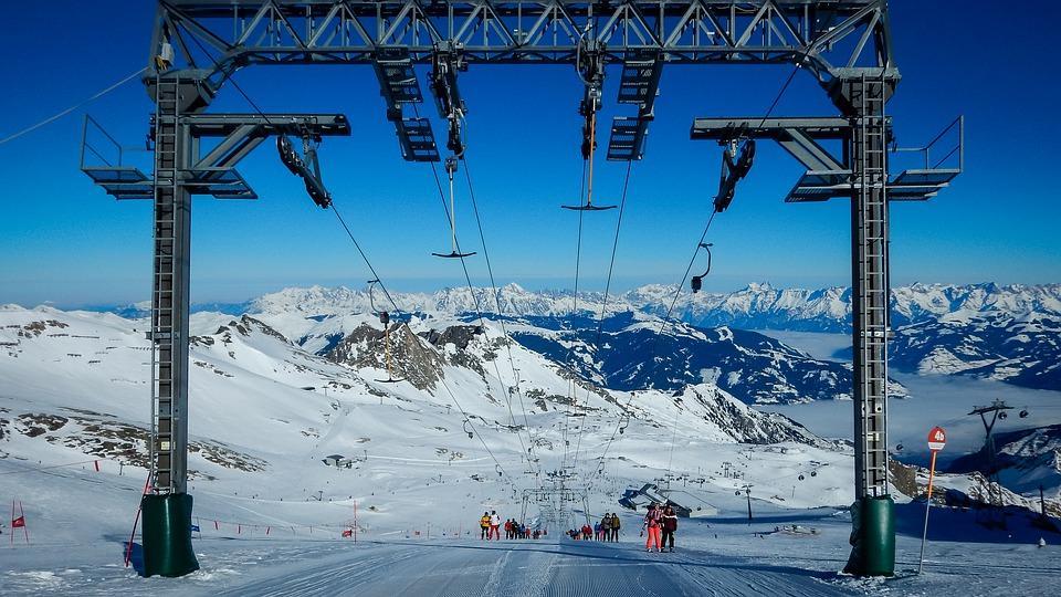Біля Зальцбурга чимало гірськолижних баз / Фото pixabay.com
