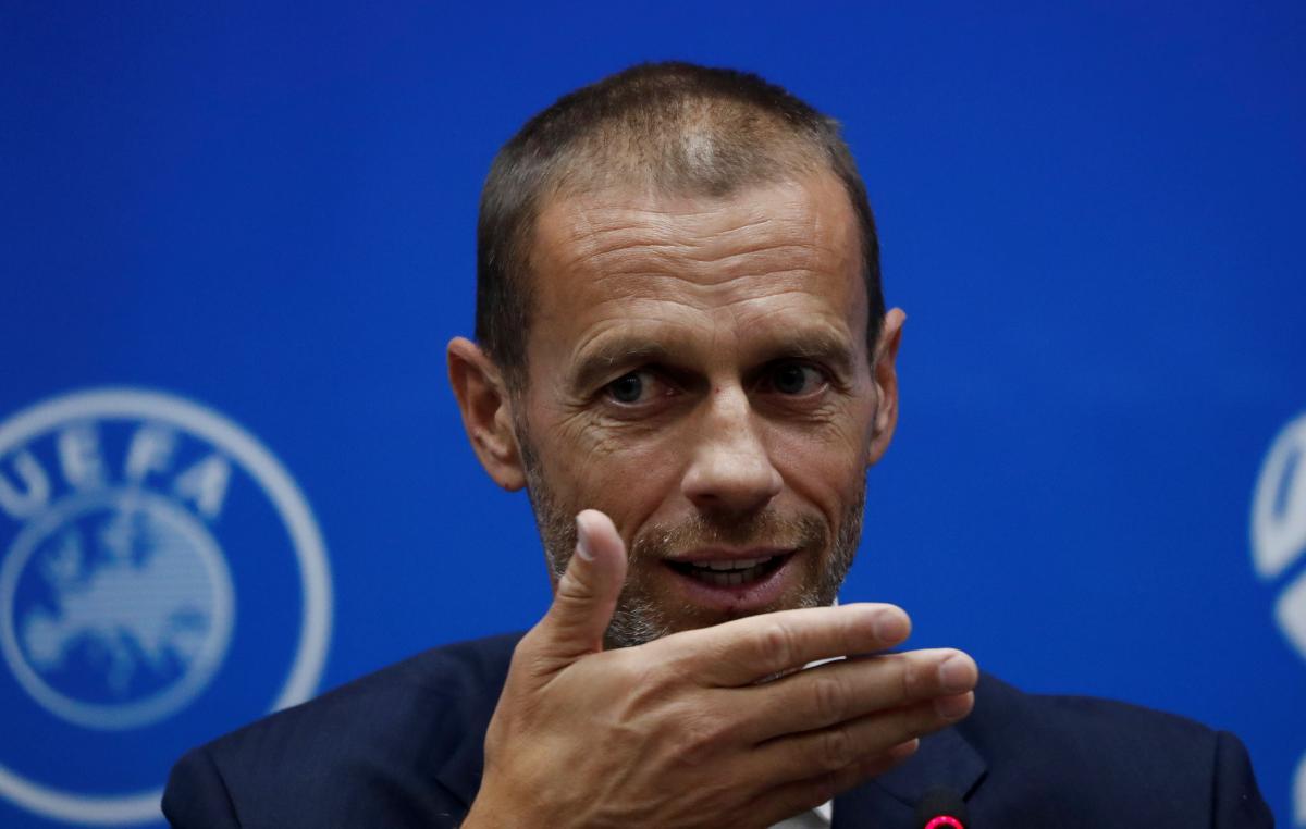 Чеферин Шахтер — Фантастический прогресс: президент УЕФА расхвалил