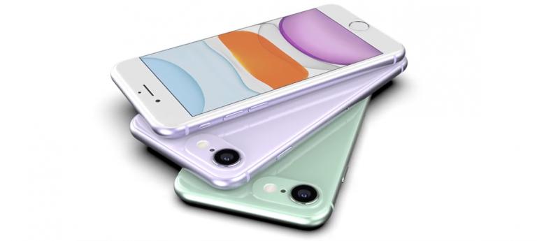iPhone SE 2 виглядає по-новому / фото igeekphone.com