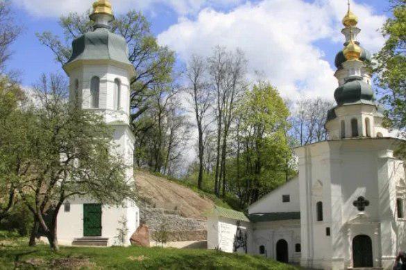 Антонієві печери в Чернігові засновані в 1069 році як печерний християнський монастир / фото заповідник «Чернігів стародавній»
