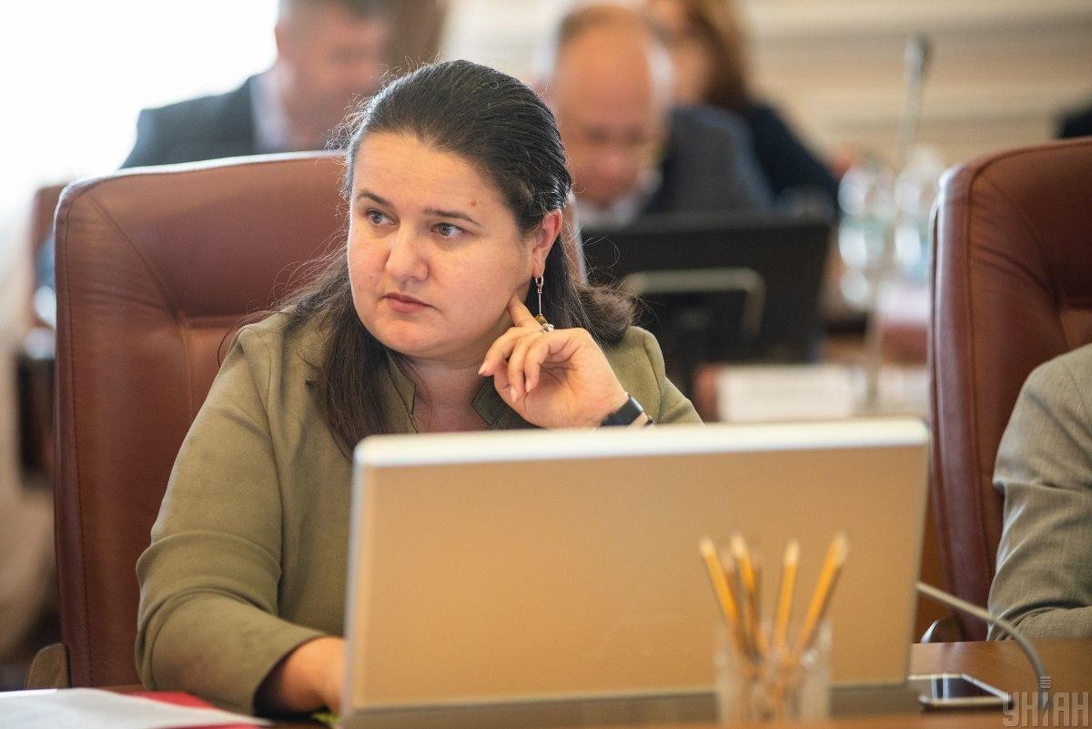Маркарова зазначила, що бюджетний процес ніколи не закінчується / фото УНІАН