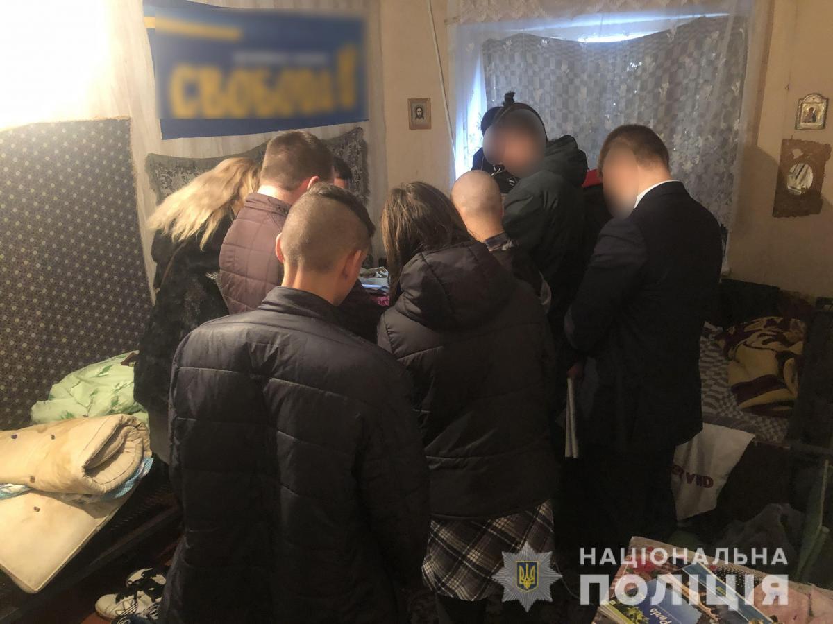 На тілі виявилипонад 60 ножових поранень / mk.npu.gov.ua