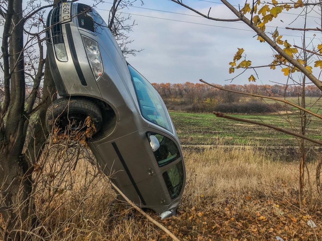 В аварії ніхто не постраждав / dp.informator.ua