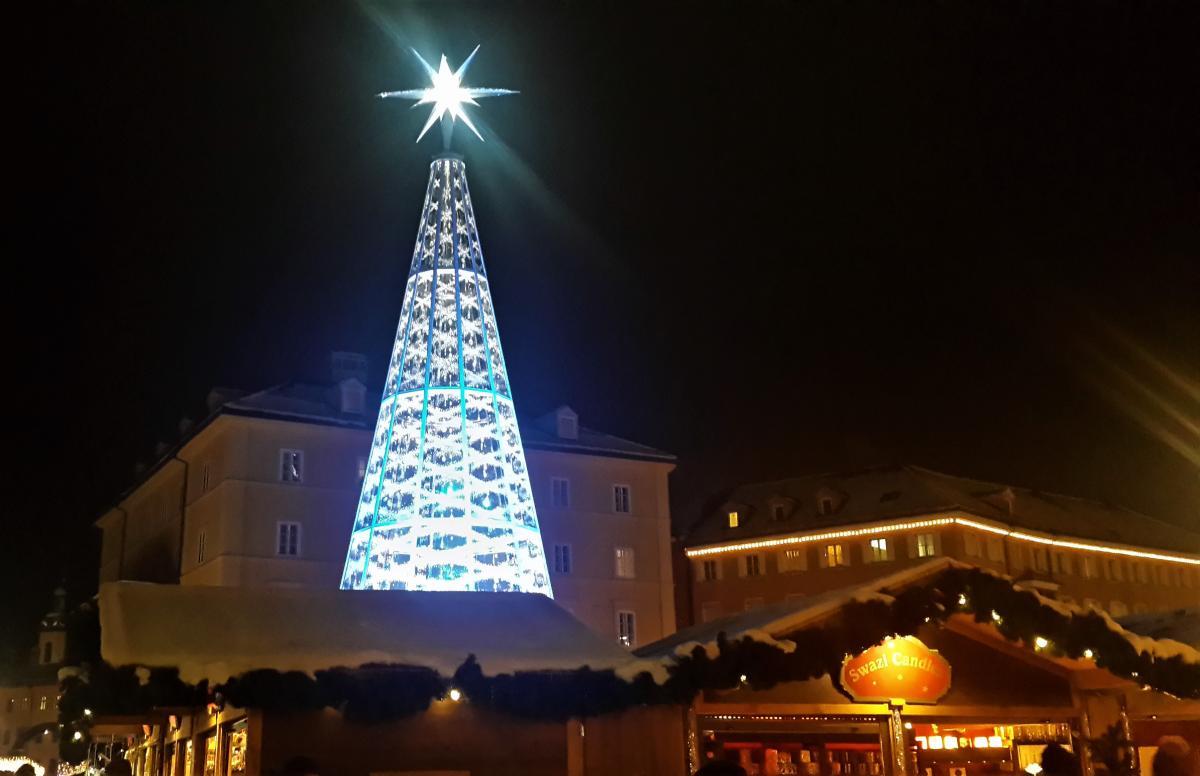 Різдвяний ярмарок в Інсбруку / Фото Марина Григоренко