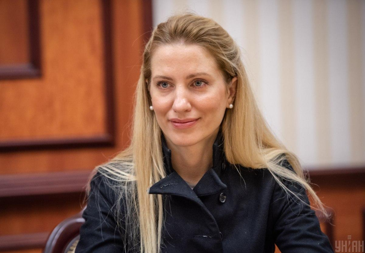 Світлана Заліщук стала радницею прем'єра Олексія Гончарука / фото УНІАН