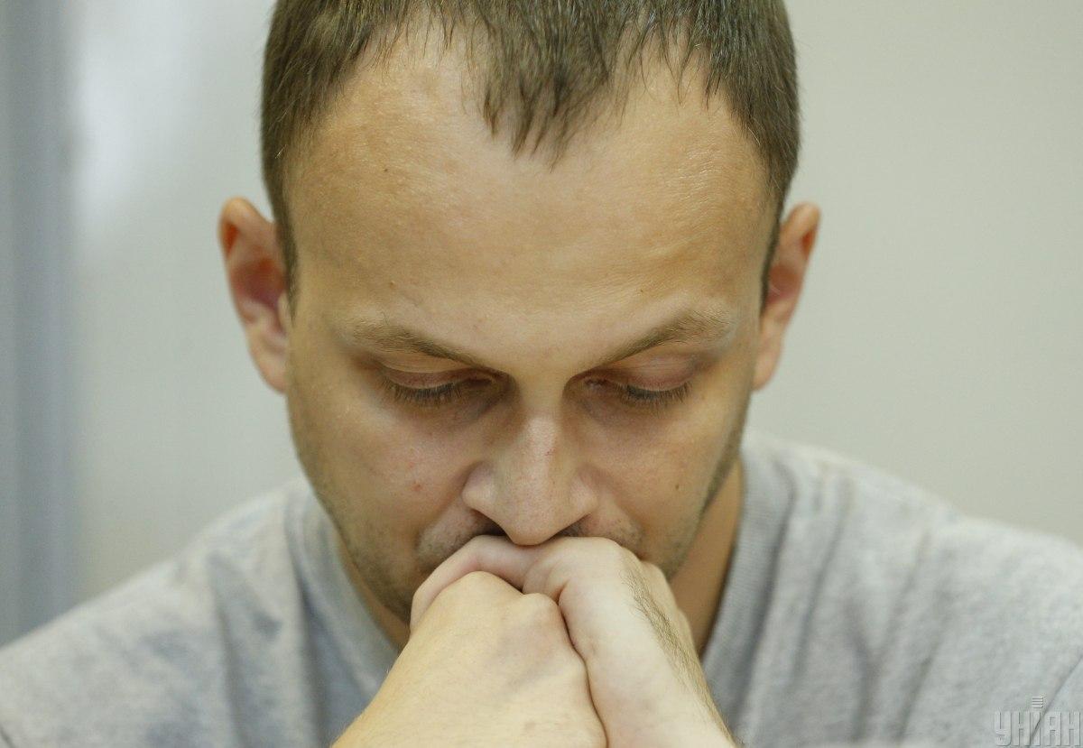 Суд оголосив Дмитру Сусу обвинувальний акт / УНІАН