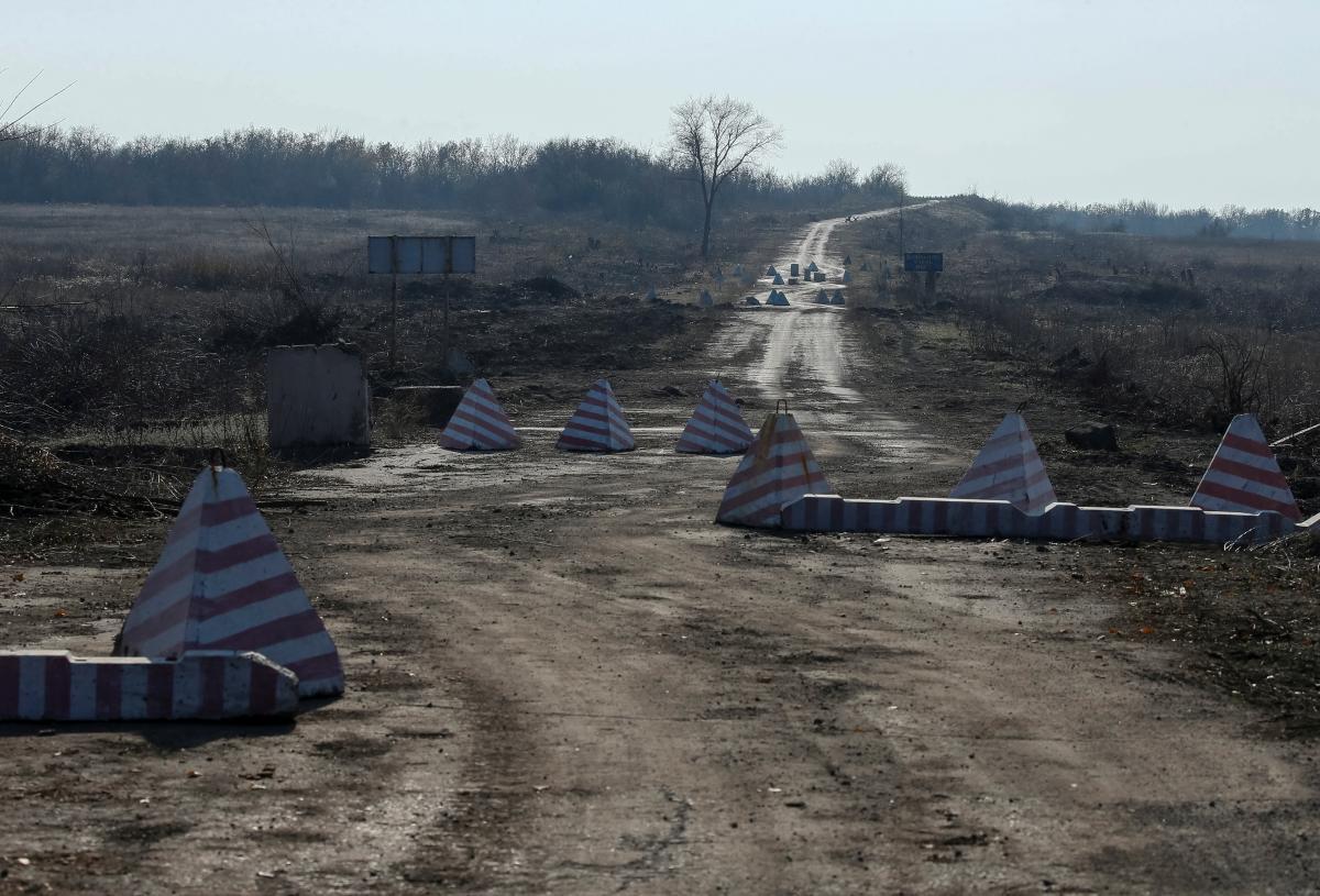 На Донбассе зафиксировано восемь обстрелов со стороны боевиков —