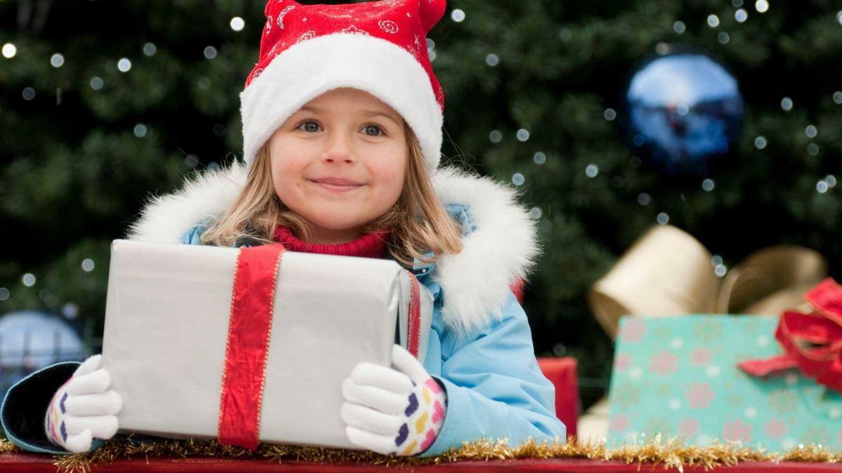 Що подарувати дитині на Новий рік / vybratpravilno.ru