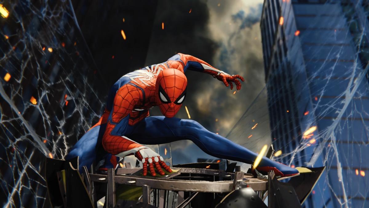 Робота над сіквелом Marvel's Spider-Man почалася практично відразу після релізу першої гри / gagadget.com