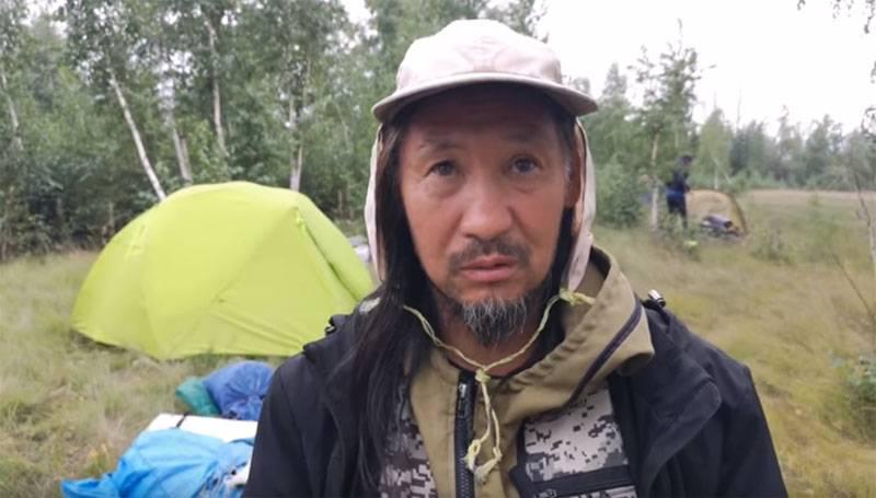 Еще один шаман решил выгнать Путина: его задержали