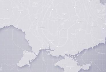 Prohnoz pohody v Ukraїni na ponedilok, večir 9 hrudnya