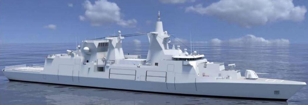Нидерланды помогут Германии построить новые военные корабли на €6 миллиардов