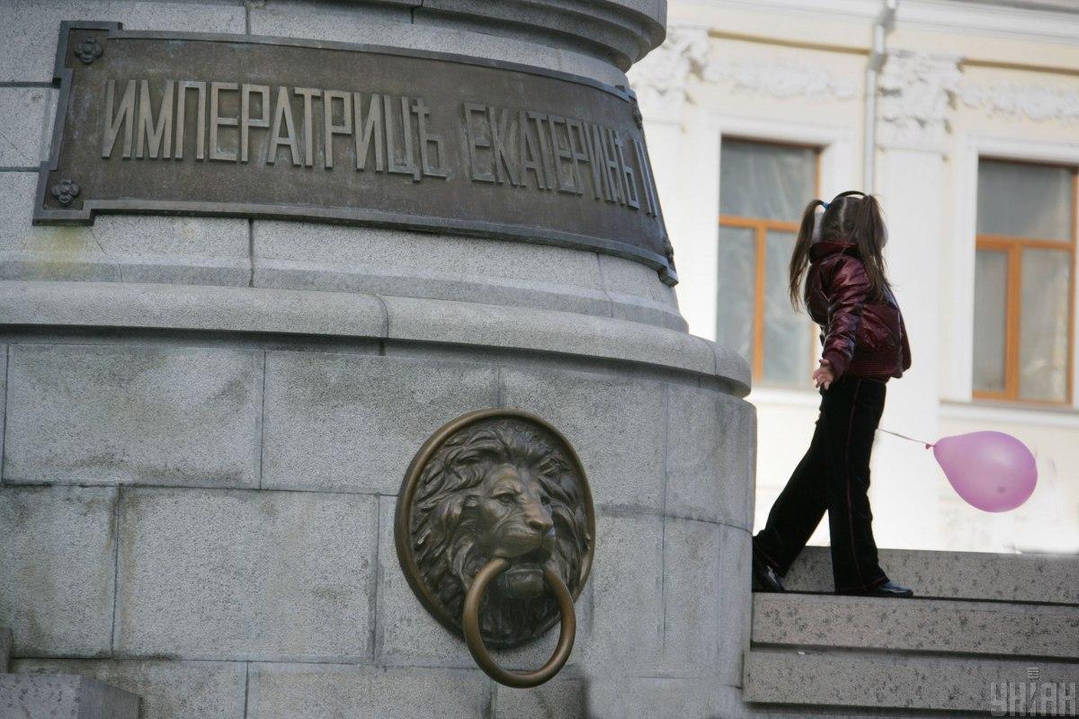 Одесса потратит 1,5 миллиона гривень на охрану памятников, больше всего на Екатерину II