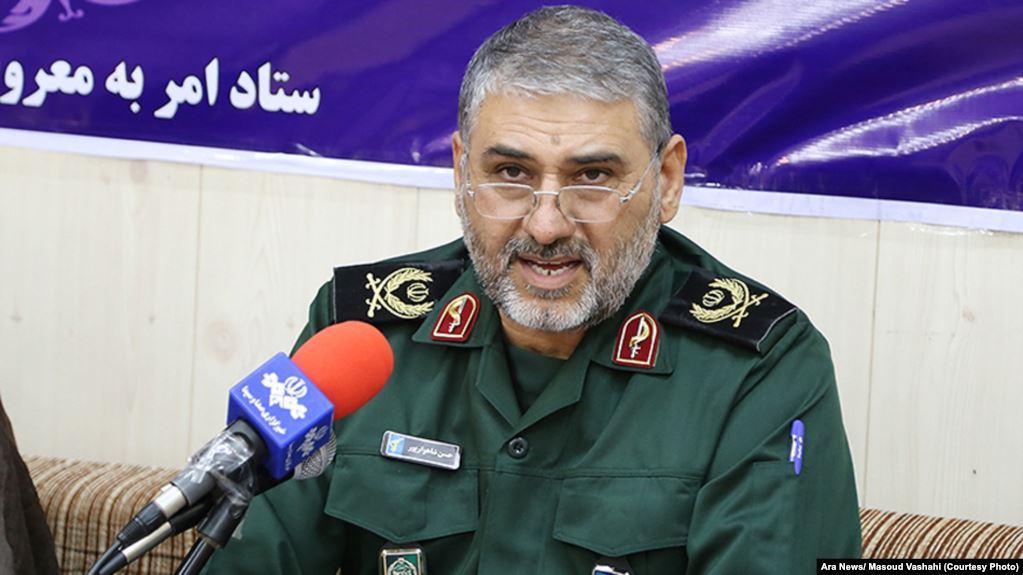 США ввели санкции против иранского чиновника из-за репрессий демонстрантов