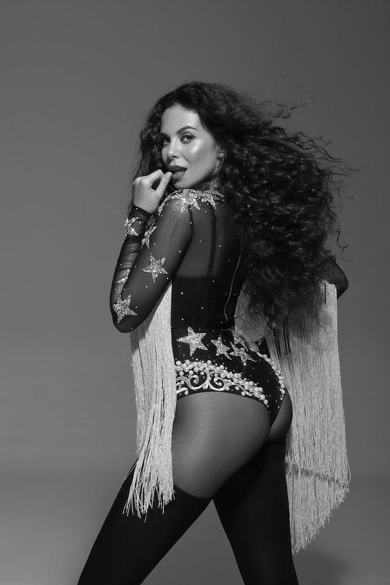 Горячая Настя Каменских снялась для мексиканского Playboy