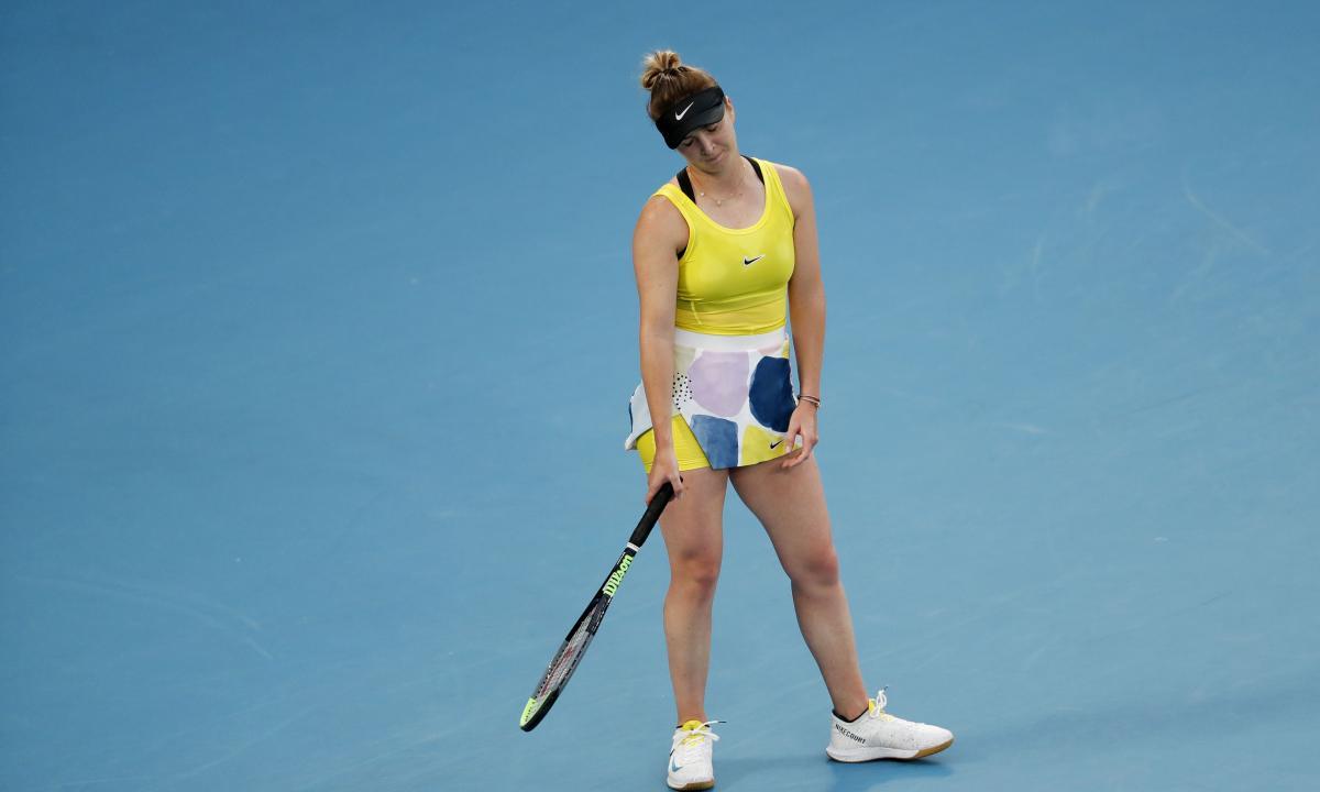Свитолина Барти — украинка не вышла в финал турнира в Майами —