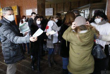 V Ukraїni zafiksuvaly peršu pidozru na koronavirus – MOZ (video)