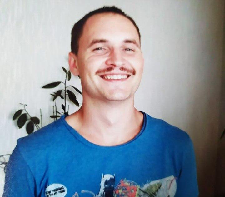 Український моряк Олександр Горяєв / фото: Фонд допомоги морякам «Ассоль»