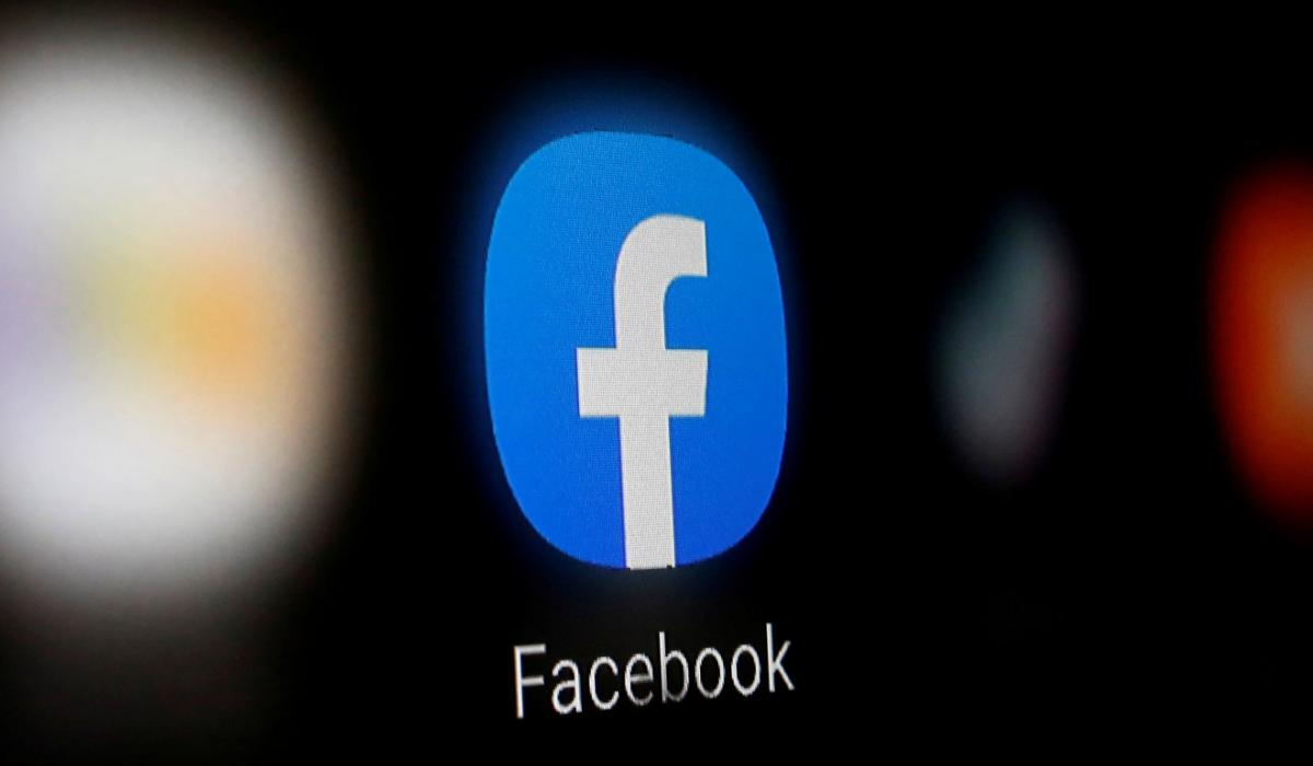 Facebook удалил сеть ботов Слуги народа