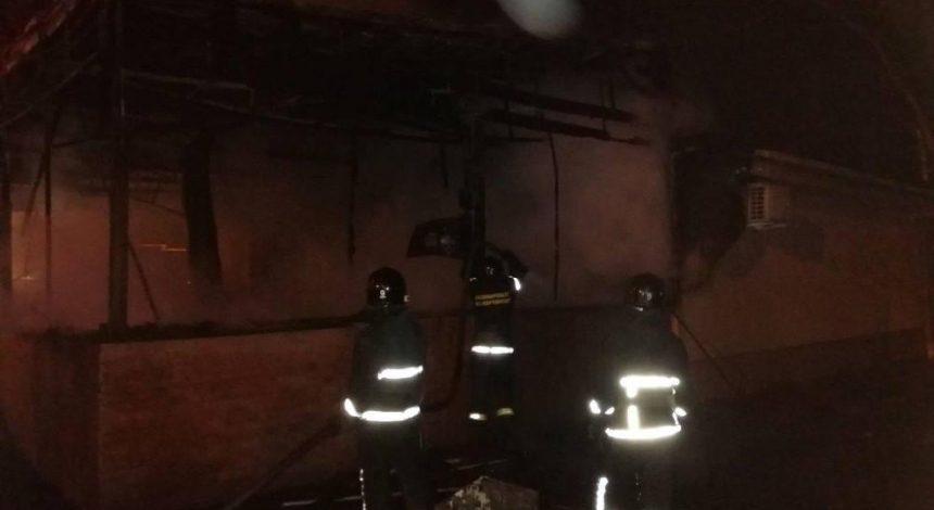 На Харківщині під час пожежі в котельні загинуло чотири людини