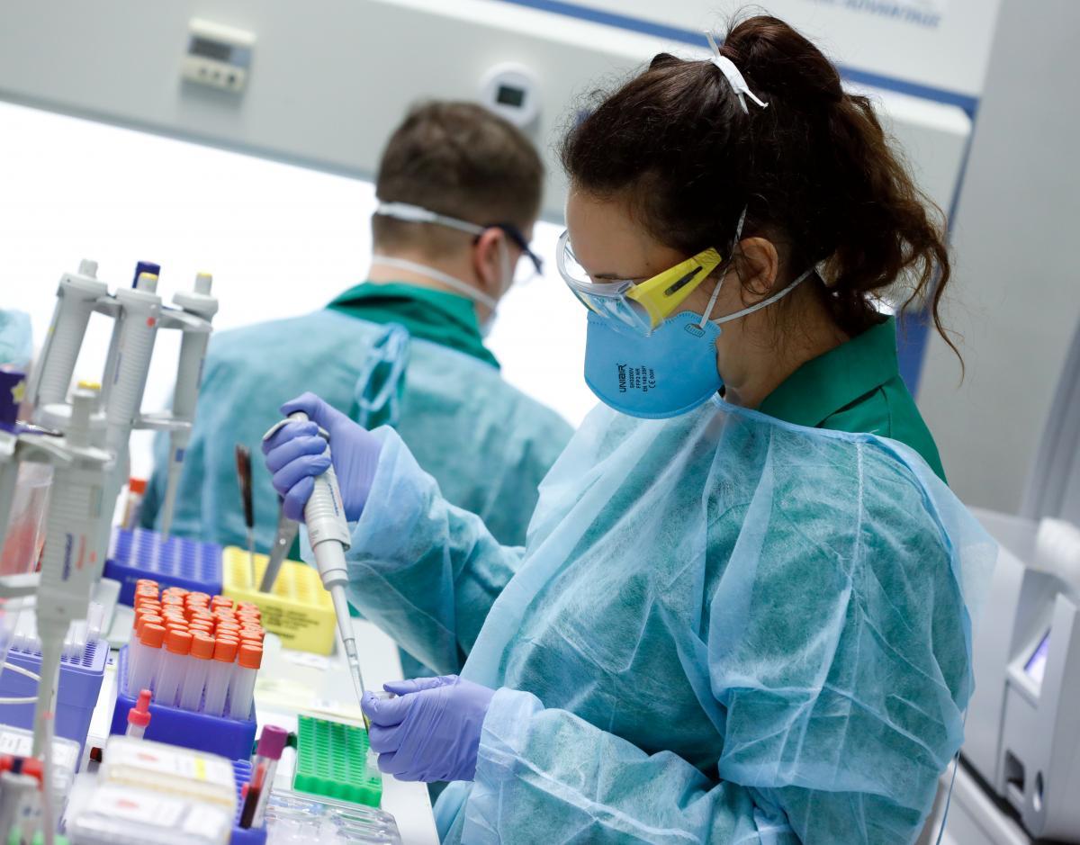 В Украине могут изготовить вакцину от коронавируса