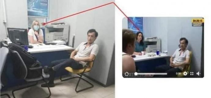 Захоплення банку у Києві: СБУ пояснила заміну заручниць на фото