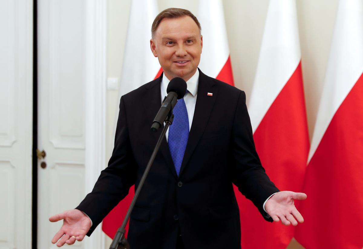 Верховний суд Польщі підтвердив перемогу Дуди на президентських виборах