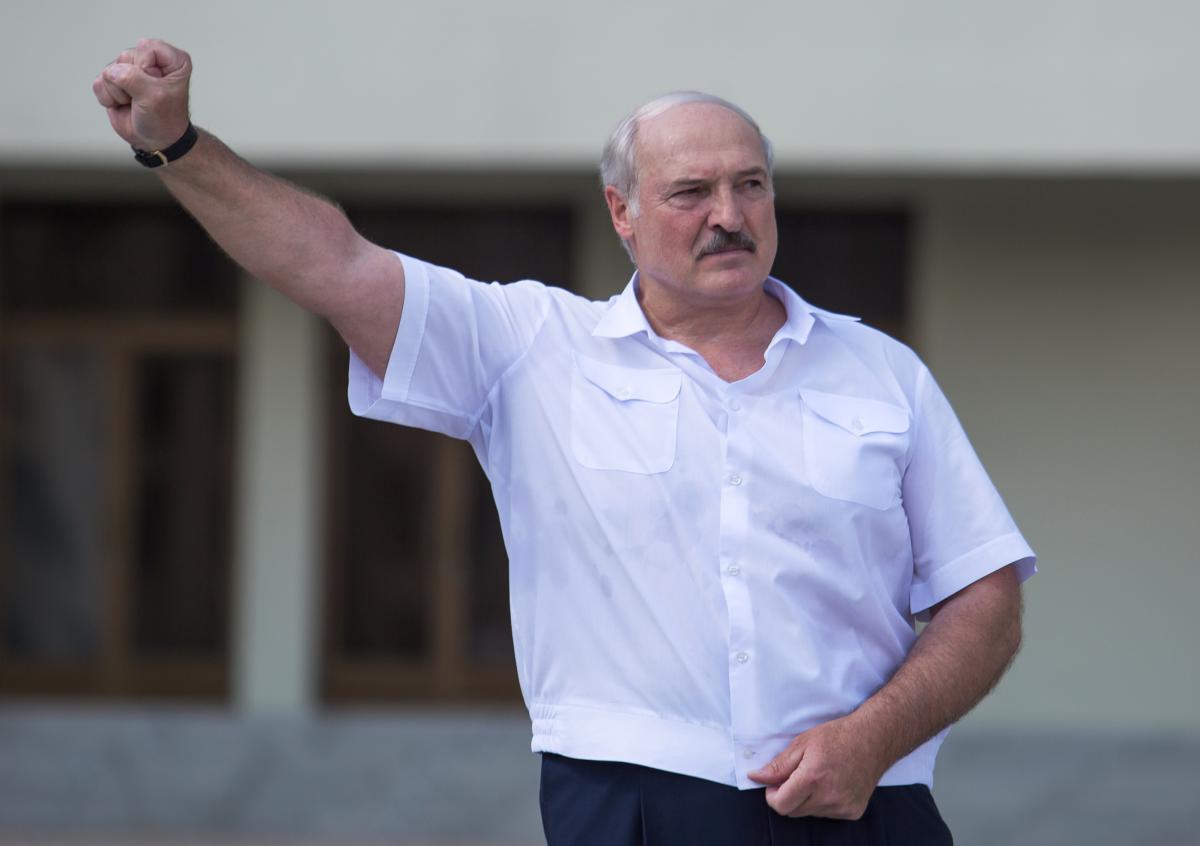 События в Беларуси - Лукашенкопригрозил Украине санкциями — Новости Украина —
