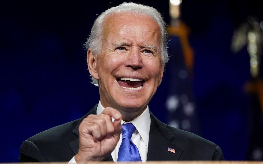 Выборы в США - Байдену до победы осталось всего шесть голосов — Новости мира —