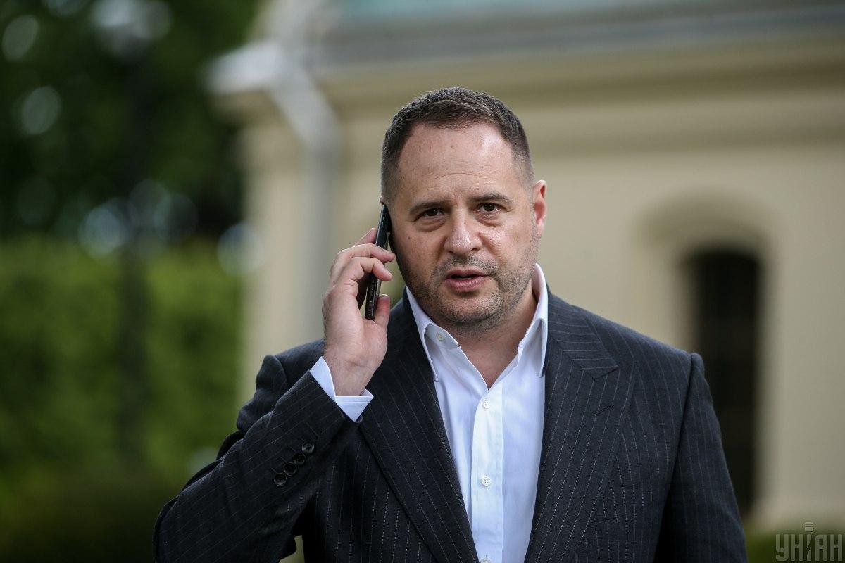Ермак предложил принять план действий по Донбассу — Новости Украина —