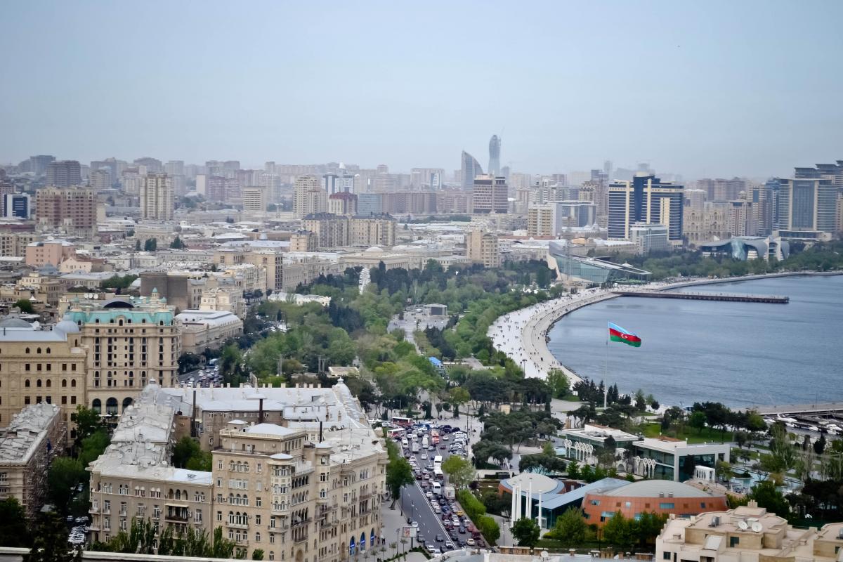 Авиакомпания SkyUp запустила рейс из Львова в Баку
