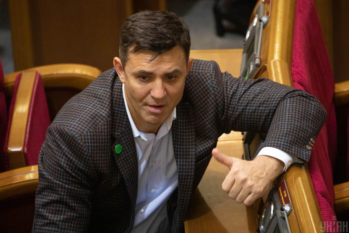 В Слуге народа рассказали, как Тищенко отреагировал на наказание за вечеринку