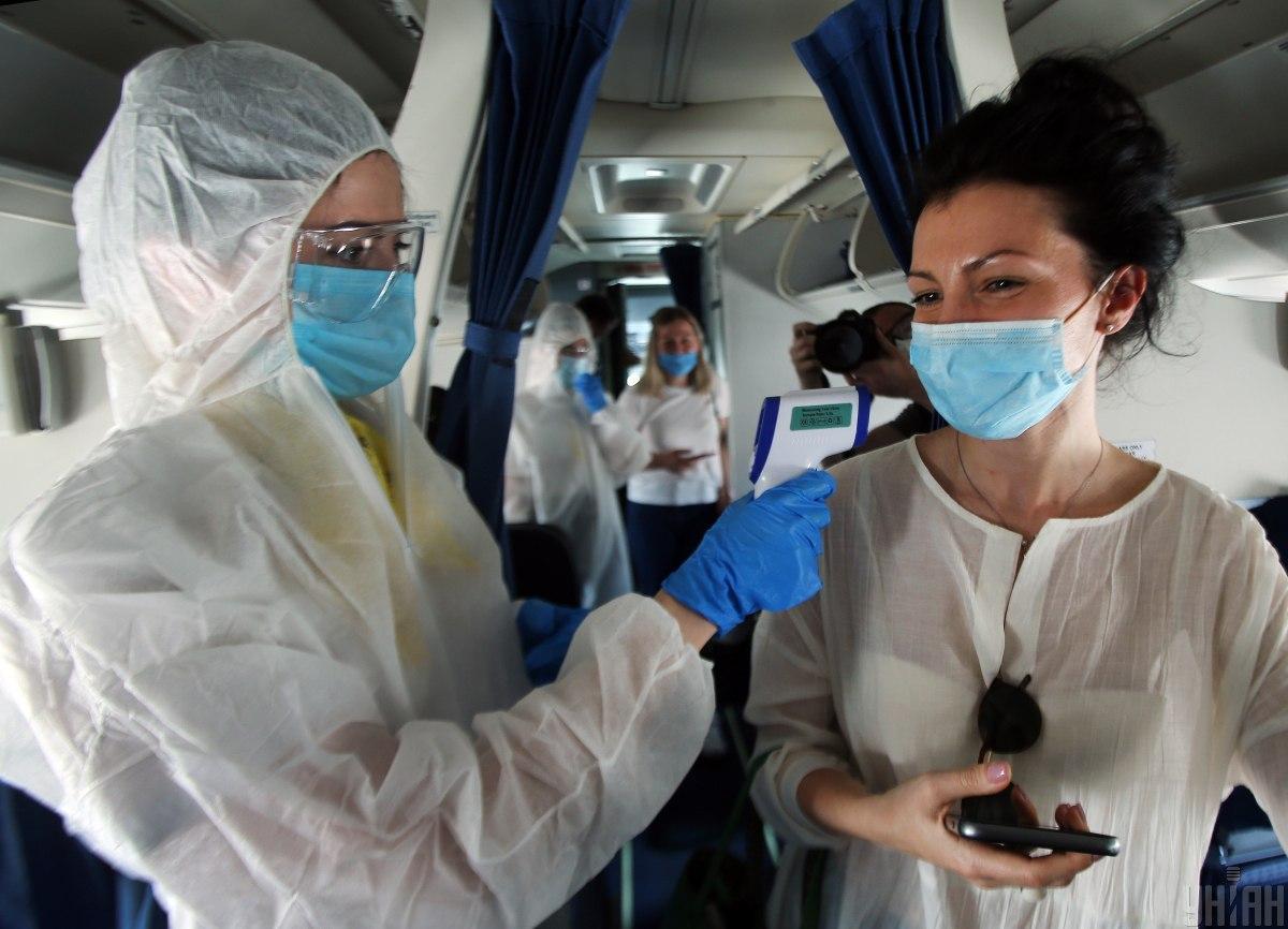 Кабмин принял ряд мер по противодействию коронавирусу штамма Дельта