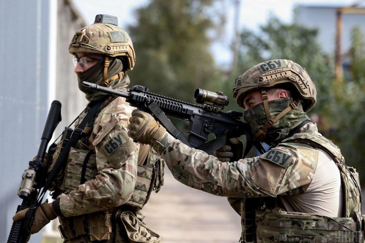 В Одесской области СБУ проводит антитеррористические учения