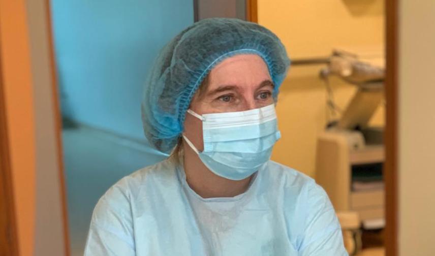 Коронавирус в Украине - Голубовскую госпитализировали с COVID-19 — новости Украины