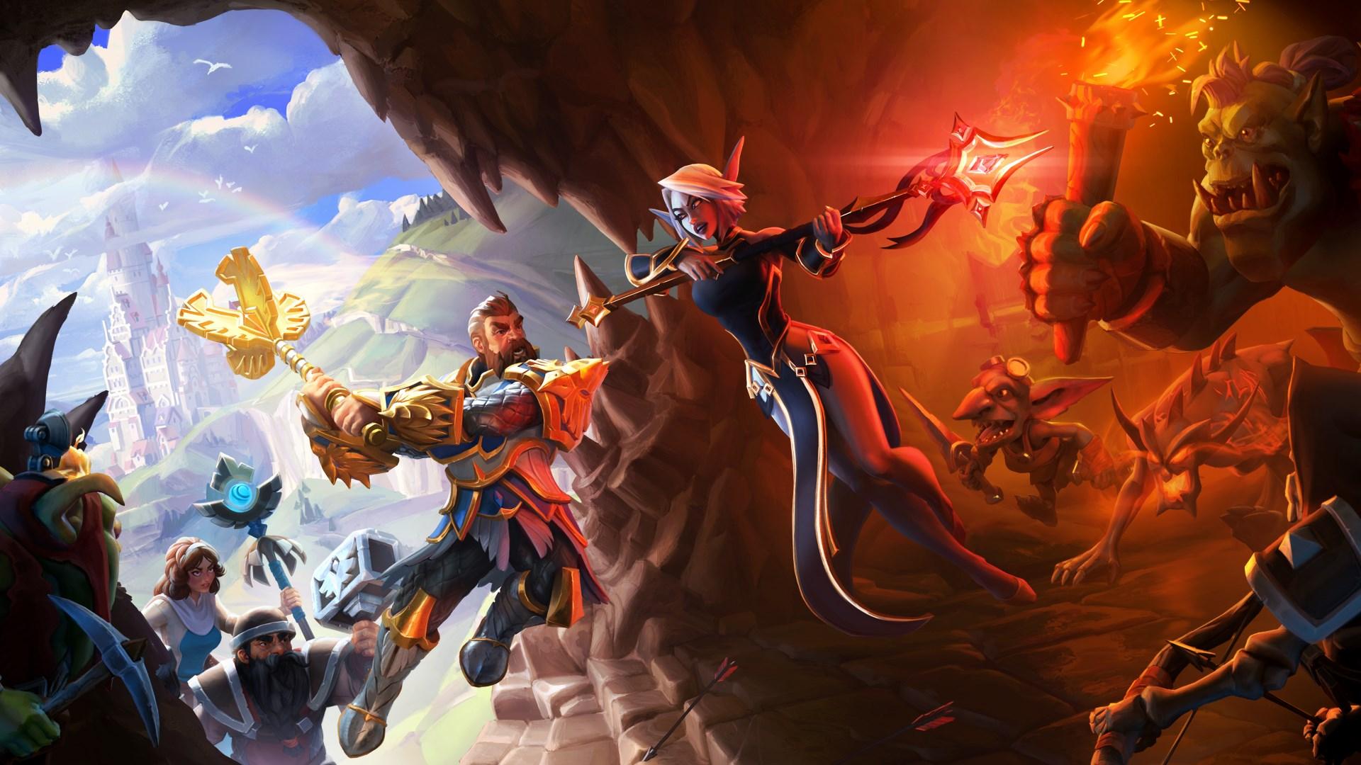 В Epic Games Store началась бесплатная раздача игры Dungeons 3 — игры —