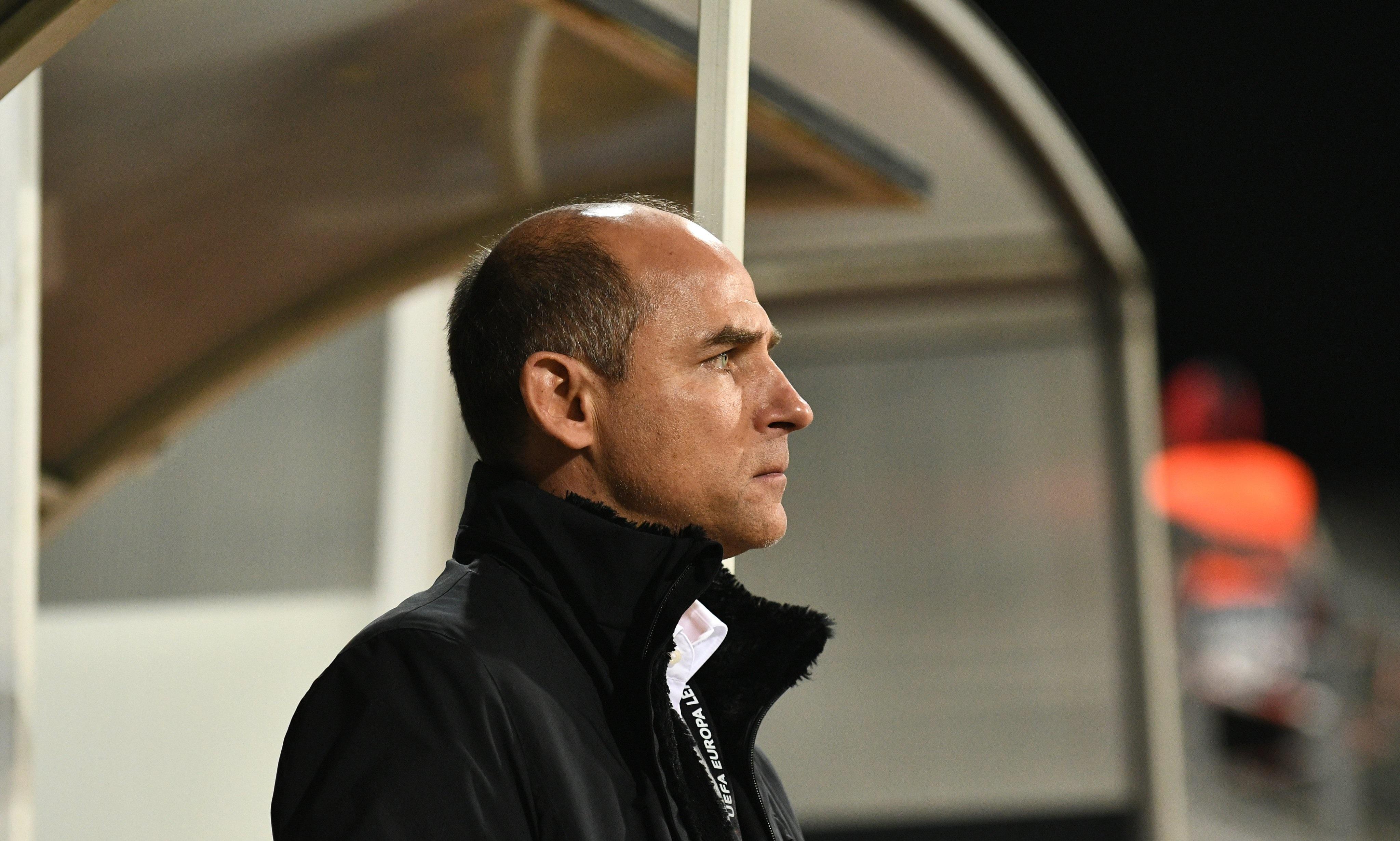 Заря АЕК - Виктор Скрипник объяснил поражение в матче Лиги Европы — Новости футбола —