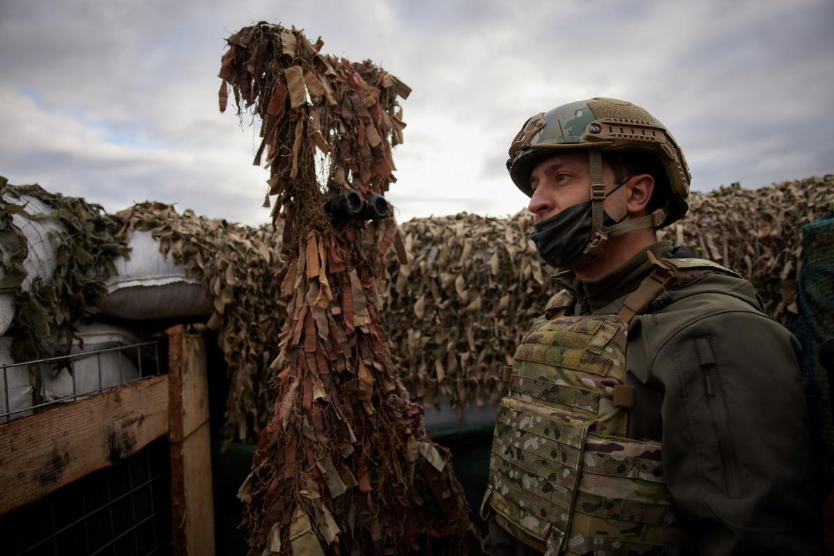 Зеленский готов встретиться с Путиным, чтобы раз и навсегда прекратить стрельбу на Донбассе