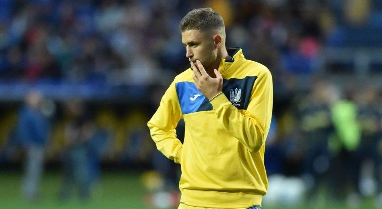 Сборная Украины - вызвал в сборную футболиста из чемпионата Турции Артема Кравца — Новости футбола —