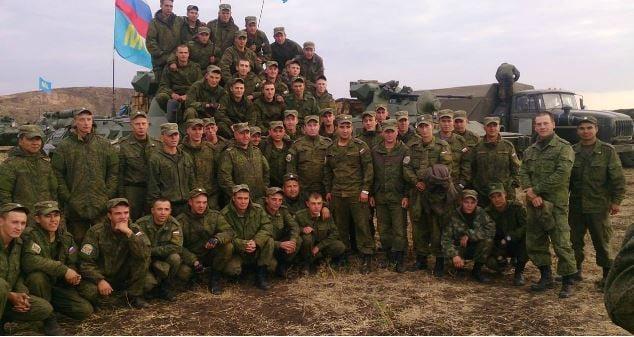 Российские миротворцы в Карабахе воевали на Донбассе