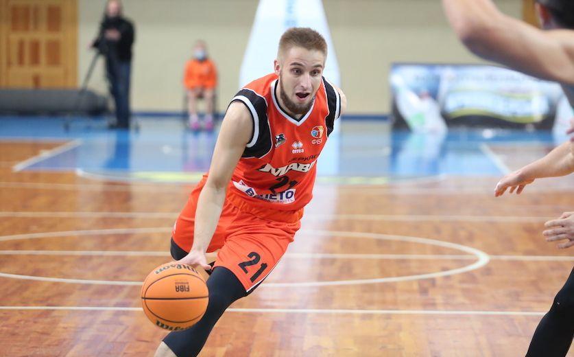 Александр Кобец - баскетболиста выгнали из Черкасских Мавп из-за участия в спортивных тотализаторах — novosti-sporta —