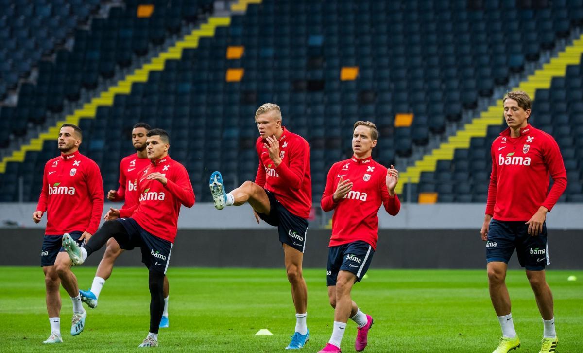 Лига наций - правительство Норвегии запретило сборной ехать на матчи Лиги наций — Новости футбола —