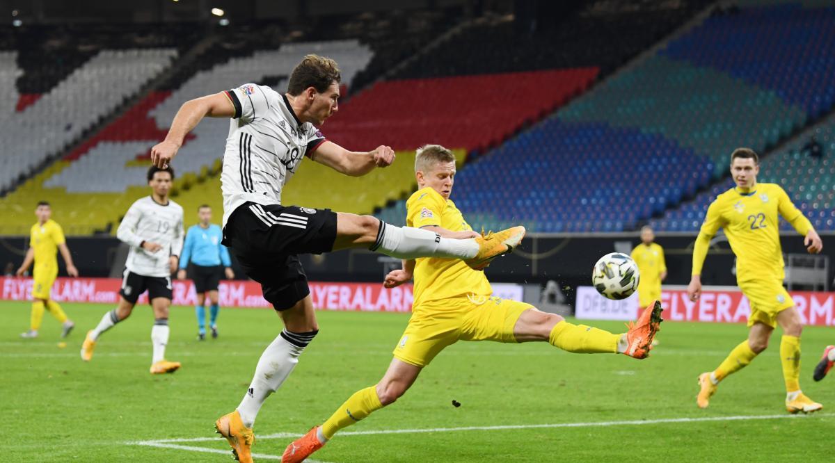 Германия Украина - сборная Украины во второй раз уступила Германии в Лиге наций — Новости футбола —