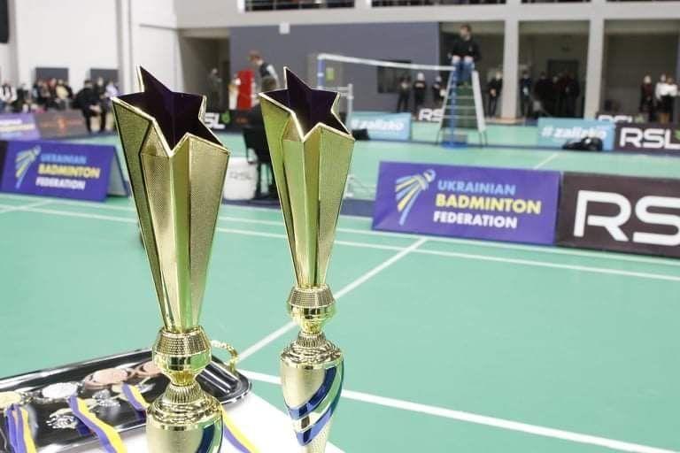 Новый спорткомплекс в Днепре принял чемпионат Украины по бадминтону