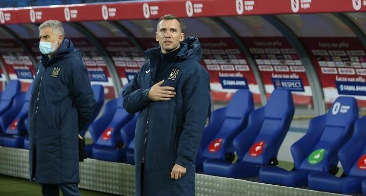 Швейцария Украина - Андрей Шевченко оценил вероятность отмены матча Лиги наций — Новости футбола —