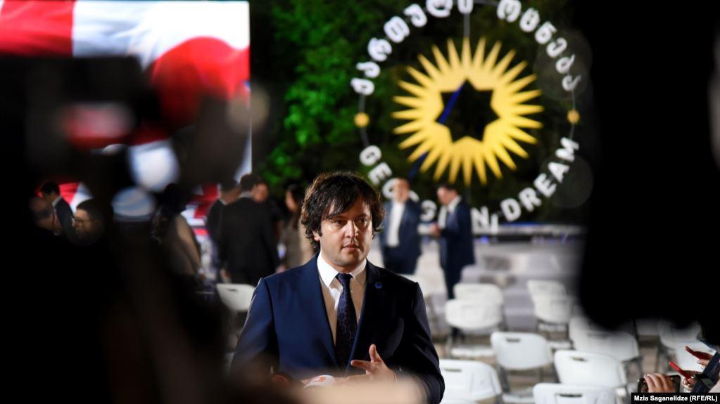Правящая партия Грузии заявила о победе во втором туре парламентских выборов
