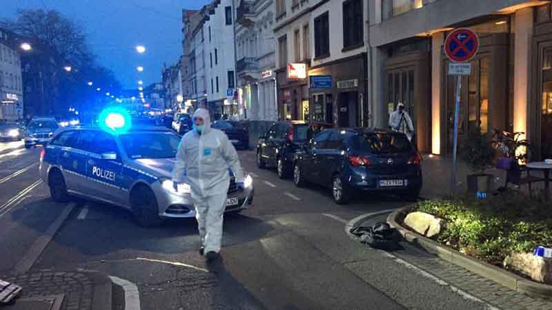 возросло число жертв из-за наезда автомобиля на пешеходов — Новости мира — УНИАН