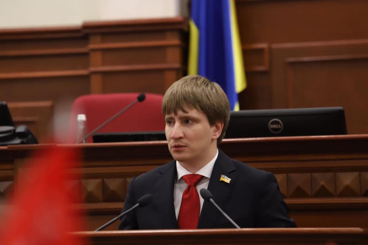 Новый Киевсовет выбрал себе секретаря — Новости Киева
