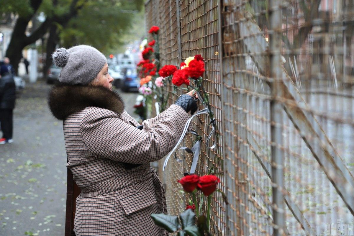 Пожар в Одессе - В Одессе почтили память жертв страшного пожара в колледже — Новости Одессы